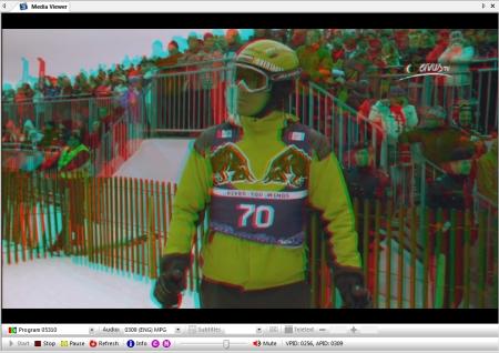 DVBAnalyzer: 3D